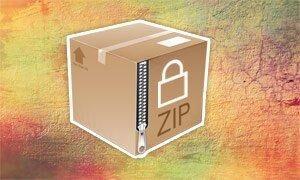 Как взломать пароль от архива zip или rar